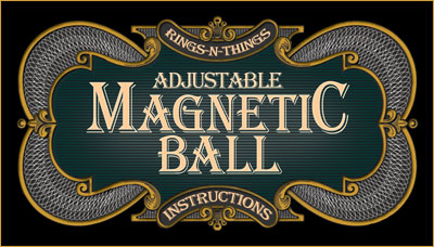 Adjustable Magnetic Balls