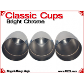 Classic Cups Bright Chrome 5