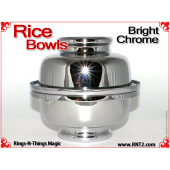 Rice Bowls | Copper | Bright Chrome 2