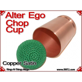 Alter Ego Chop Cup | Copper | Satin Finish 3