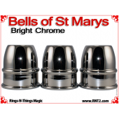 Bells of St Marys | Steel | Bright Chrome 2