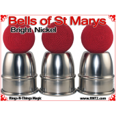 Bells of St Marys | Steel | Bright Nickel 3