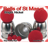 Bells of St Marys | Steel | Bright Nickel 4