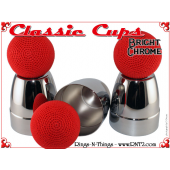 Classic Cups Bright Chrome 9