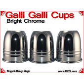 Galli Galli Cups | Copper | Bright Chrome 2