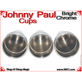 Johnny Paul Cups | Steel | Bright Chrome 7