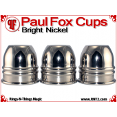 Paul Fox Cups | Copper | Bright Nickel 2