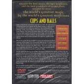 DVD: Cups and Balls Vol. 2, World's Greatest Magic