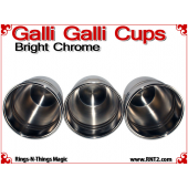 Galli Galli Cups | Copper | Bright Chrome 5