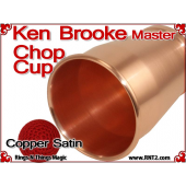 Ken Brooke Master Chop Cup | Copper| Satin Finish 3