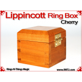 Lippincott Ring Box | Cherry 2