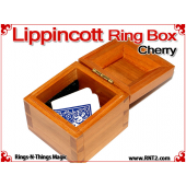 Lippincott Ring Box | Cherry 5