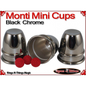 Monti Mini Cups | Copper | Black Chrome 4