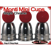 Monti Mini Cups | Copper | Bright Chrome 4