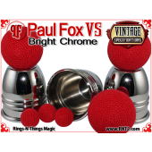 Paul Fox VS Cups | Copper | Bright Chrome 4