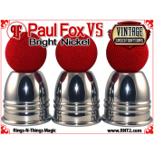 Paul Fox VS Cups | Copper | Bright Nickel 3