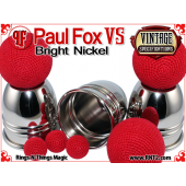 Paul Fox VS Cups | Copper | Bright Nickel 4