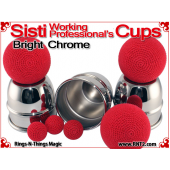 Sisti Working Professional's Cups | Copper | Bright Chrome 4