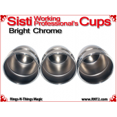 Sisti Working Professional's Cups | Copper | Bright Chrome 6