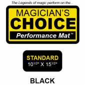 Performance Mat | Standard | Black 3