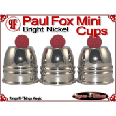 Paul Fox Mini Cups | Copper | Bright Nickel 2