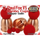 Paul Fox VS Combo Cups | Copper | Satin Finish 4