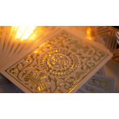 Regalia White Playing Cards by Shin Lim 3