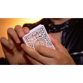 Regalia White Playing Cards by Shin Lim 6