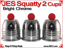 JES Squatty 2 Cups Bright Chrome 1