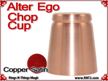 Alter Ego Chop Cup | Copper | Satin Finish