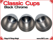 Classic Cups Black Chrome 5