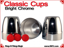 Classic Cups Bright Chrome 3