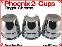 Phoenix 2 Cups | Copper | Bright Chrome 3