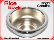 Rice Bowls | Copper | Bright Chrome 4
