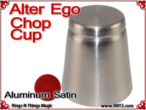 Alter Ego Chop Cup | Aluminum | Satin Finish 2