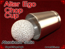 Alter Ego Chop Cup | Aluminum | Satin Finish 3