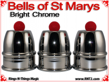 Bells of St Marys | Steel | Bright Chrome
