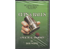 DVD: Cups and Balls by Bob White Front