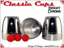 Classic Cups Bright Chrome 8