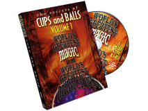 DVD: Cups and Balls Vol. 1., World's Greatest Magic