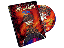 DVD: Cups and Balls Vol. 3., World's Greatest Magic