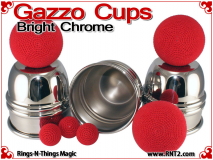 Gazzo Cups | Copper | Bright Chrome 3