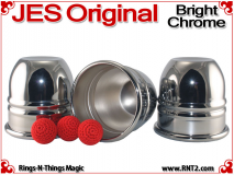 JES Original Squatty Cups | Copper | Bright Chrome 3