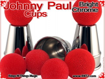 Johnny Paul Cups | Steel | Bright Chrome 6