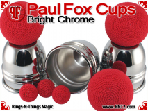 Paul Fox Cups | Copper | Bright Chrome 5