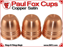 Paul Fox Cups | Copper | Satin Finish 3