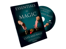 Essentials In Magic Cups and Balls DVD - by Daryl