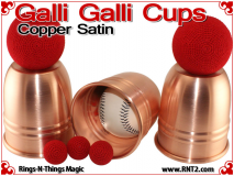 Galli Galli Cups | Copper | Satin Finish 4