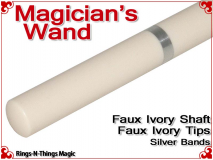 Magicians Wand | Ivory & Ivory