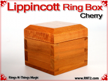 Lippincott Ring Box | Cherry 1